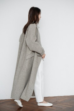 4054_Maxi Wool Coat [ New Season / 50% DC ] 소진시까지