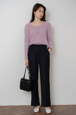 4485_Slit Trousers