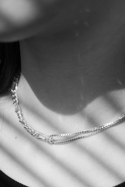 4917_Cross Chain Necklace