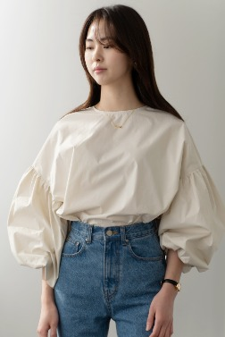 4958_balloon blouse