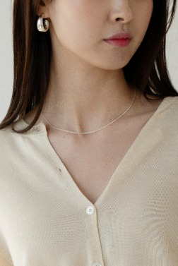 5023_Basic Line Necklace