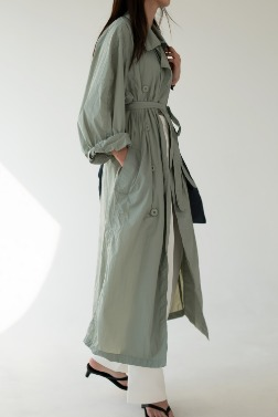 5494_Crunchy Trench Coat