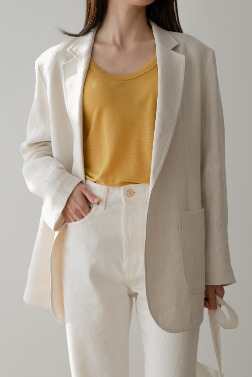 5846_Non-button Jacket