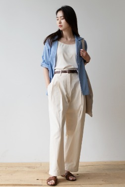 6258_Cotton Linen Pants