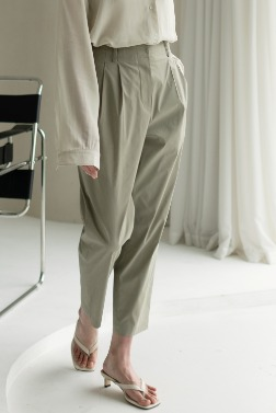 6555_SAL_Cotton Pintuck Trousers