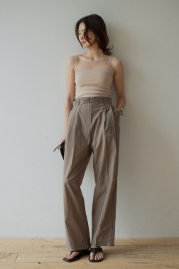 7061_Ron Belt Pants
