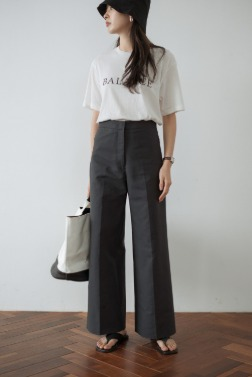 7242_Seasonal Cotton Pants  [ New Season / 10% DC ] 10일 PM 6 마감