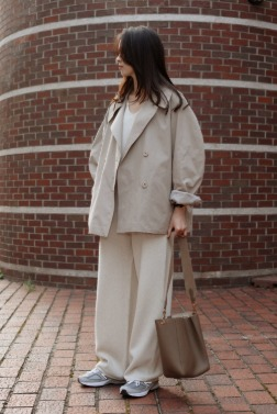 8002_Double Crop Trench Coat