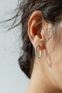 9067_TEXTURED EARRINGS