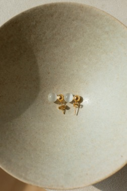 11216_Crystal ball Earrings