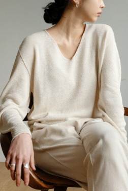 11402_Whole Garment V Knit