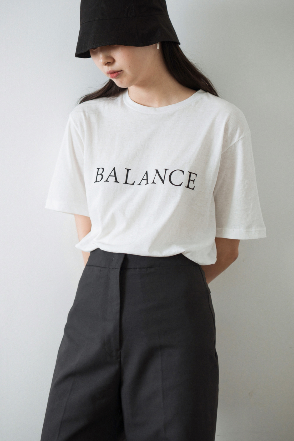 7059_Balance' Tee  [ New Season / 10% DC ] 10일 PM 6 마감