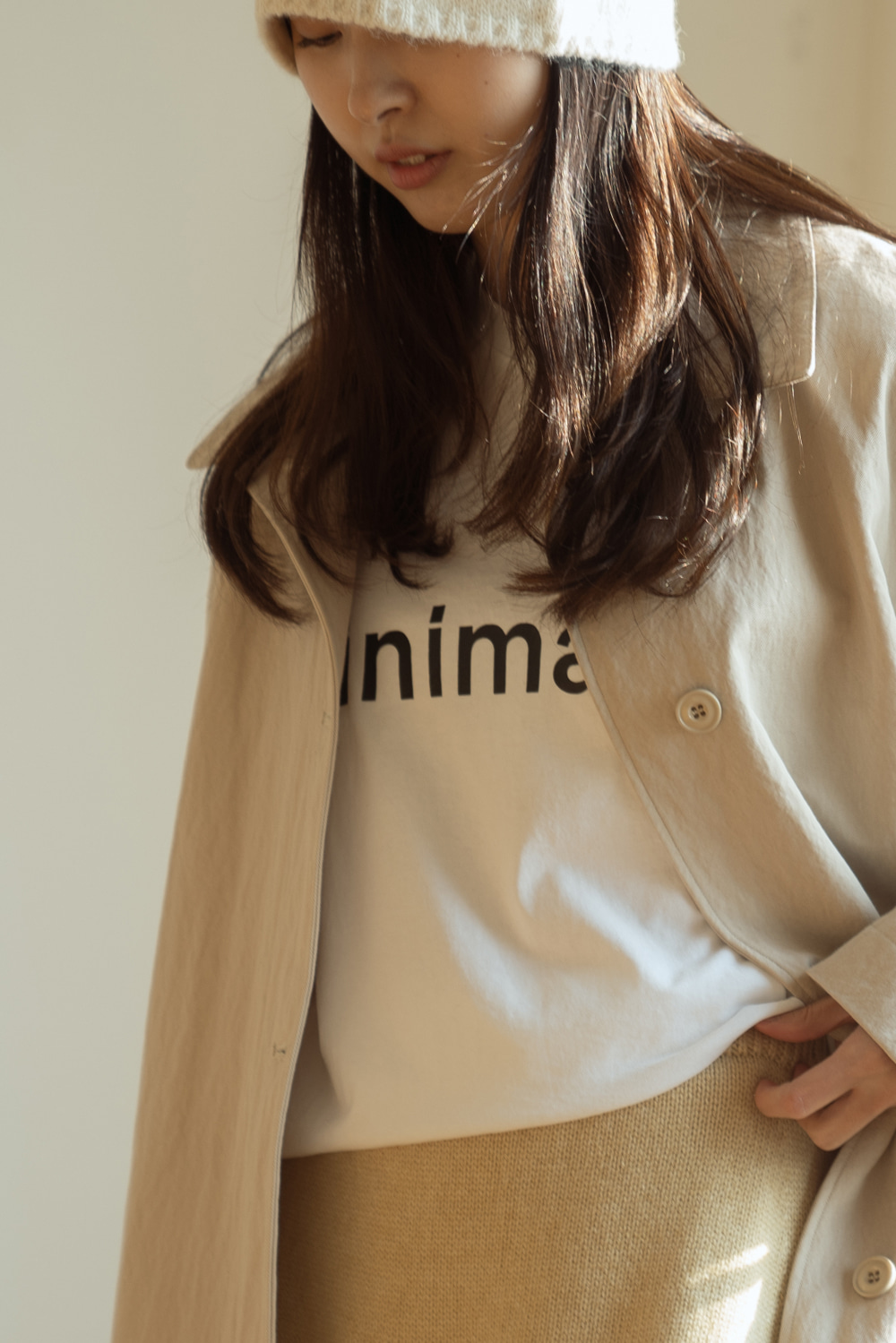 8645_Minimalist tee [ New Season / 10% DC ] 26일 PM 6 마감