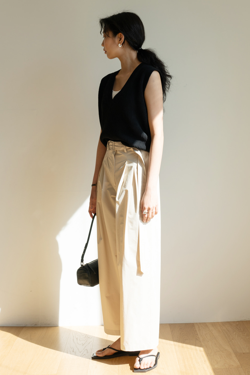 12220_Summer Belted Trousers [ New Season / 10% DC ] 18일 PM 5 마감