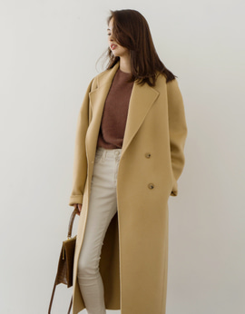 8861_Wool Double Hand Coat
